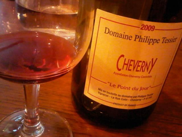Earthy Pinot Noir
