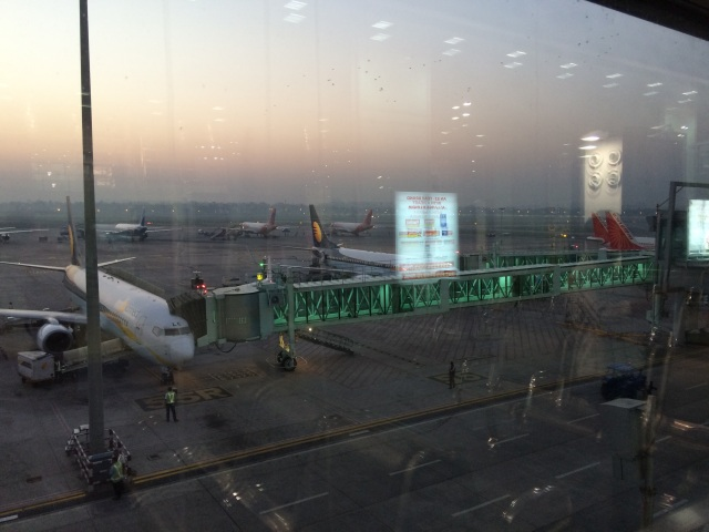 Early departure - Kolkata Airport