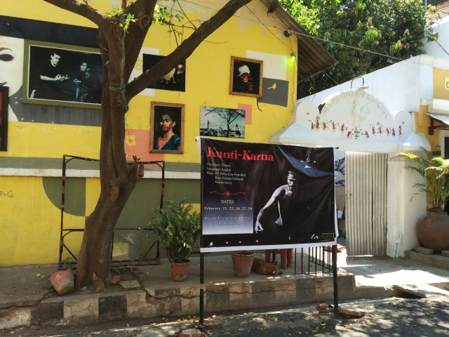Indianostrum Theatre