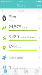 FitBit 20150310